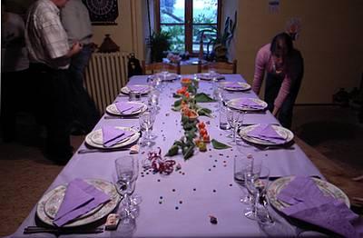 Pour Lu0027anniversaire De Petite Jeanne Et Claire La Grenouille, Nous Nous  Sommes Rendus, En Délégation, Chez Notre Neveu Et Nièce.