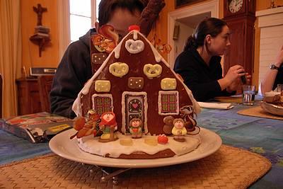 La cantine du chateau et la maison de pain d 39 epices - Pate a sel maison ...